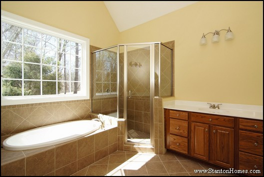 Master Bathroom Designs 2012 custom home master bath design ideas | 2012 master bathroom styles
