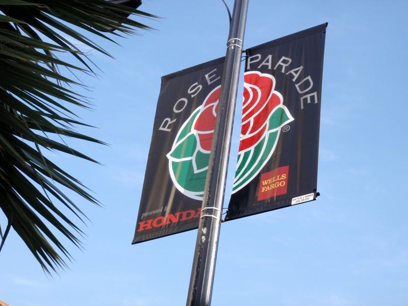 123rd Rose Parade in Pasadena