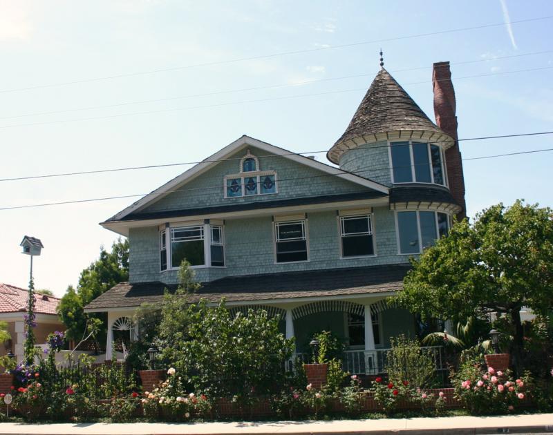 Eastside Costa Mesa Homes Victorian
