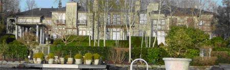 Lake Washington Waterfront Mansion