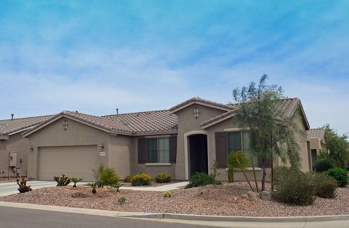 Active Adult Community Homes At Province In Maricopa Arizona 011510