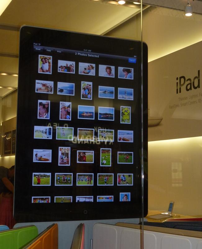iPad 2 HomeRome 410-530-2400