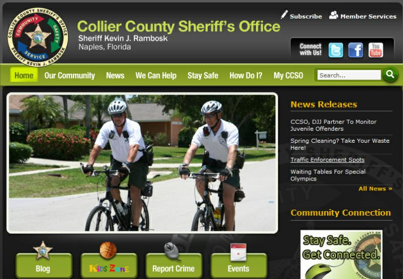 active adult collier community county fl