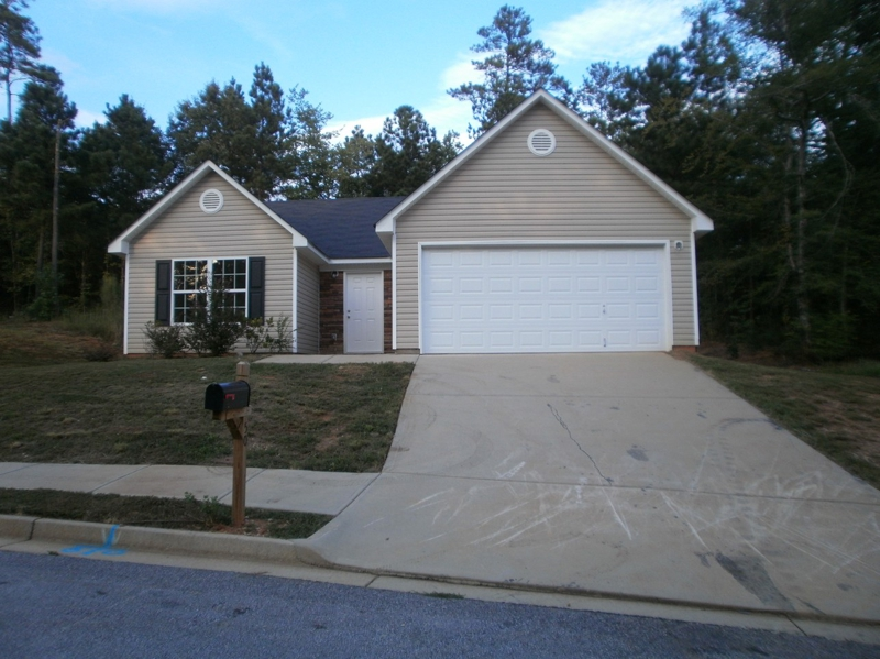 New Homes on the Market in Covington, GA under $100K