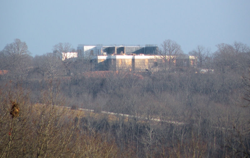 72,000 SQ FT Home S of Ozark MO