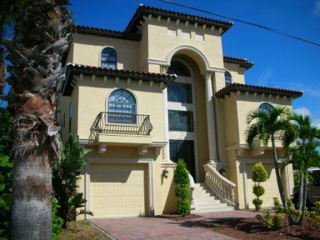 Boca Ciega Isle waterfront home