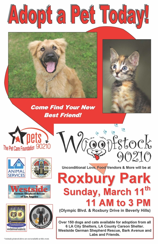 WOOFSTOCK in Beverly Hills, CA
