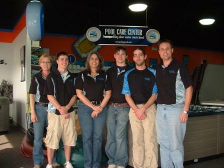 Vaughan Pools Staff, Sedalia Mo Businesses