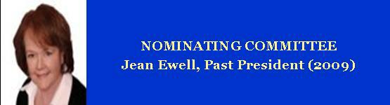 WCR-STL NOMINATING COMMITTEE