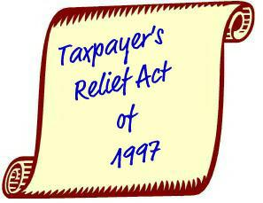 Scroll - Taxpayers Relief Act of 1977