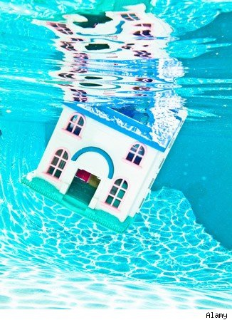 underwater mortgage