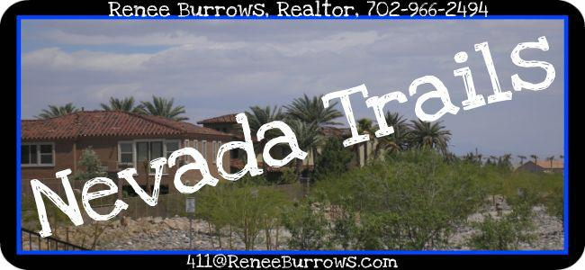 Nevada Trails Homes For Sale