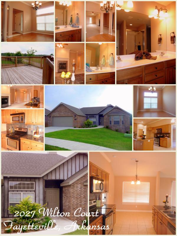 2027 Wilton Court Fayetteville, AR