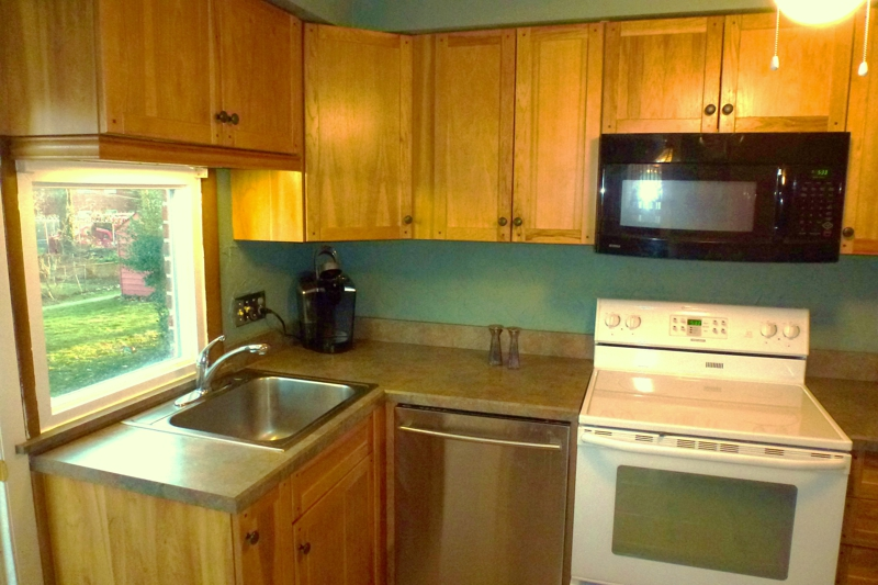 Bright Kitchen..7014 Deerfield Rd HomeRome 410-530-2400