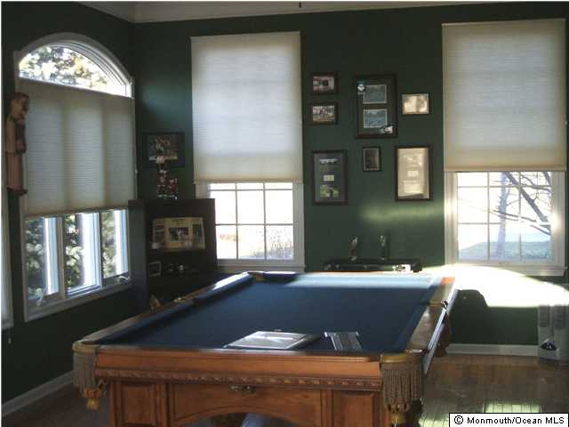 Howell NJ Houses for Sale billard rooms