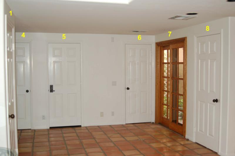 Closet doors west los angeles for Closet doors los angeles