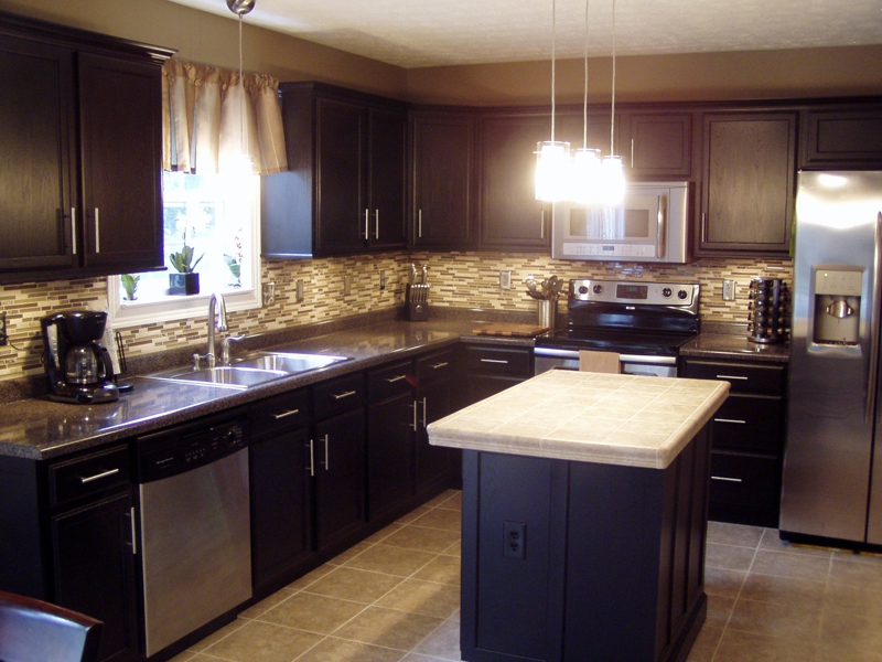 Kitchen and bath remodeling what can you do yourself kitchen remodel after pic solutioingenieria Gallery