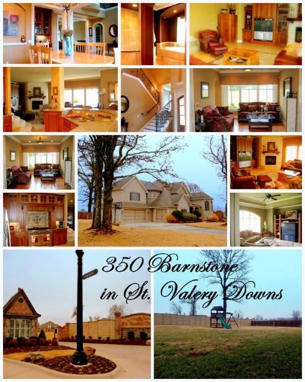 350 Barnstone - Home for sale in St. Valery Downs in Bentonville, AR