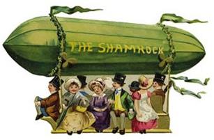 Shamrock Zeppelin