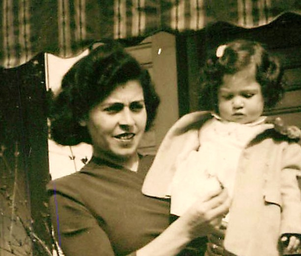 Mom and Me ...A long time ago...HomeRome 410-530-2400