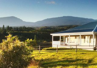 off-grid home in Haiku Maui