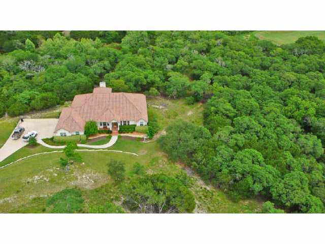 acreage homes in austin