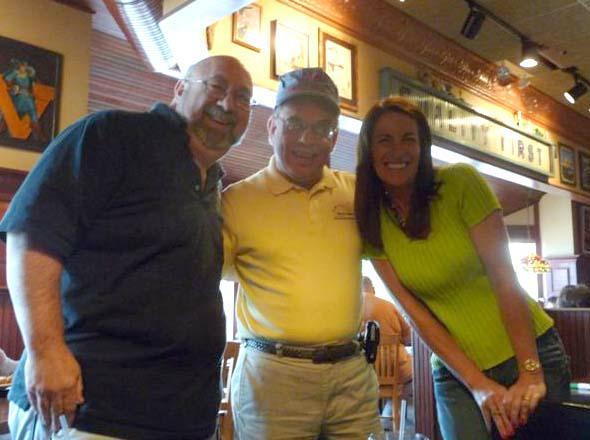 Nelson, Bob, Mary