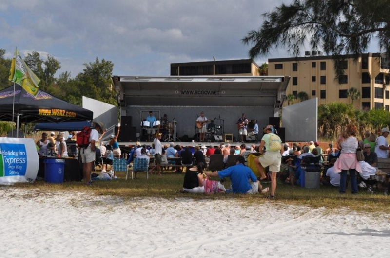 Siesta Key Live Music