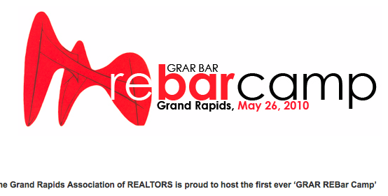 reBar Camp Grand Rapids logo
