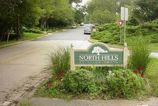 Entrance to North Hills - Silver Spring