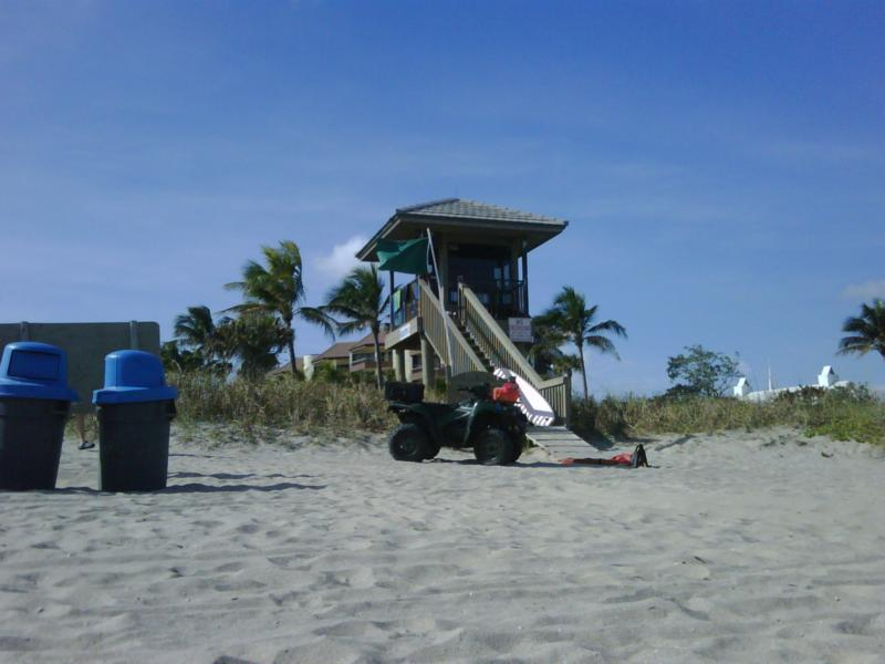 Delray Beach by Life Guard