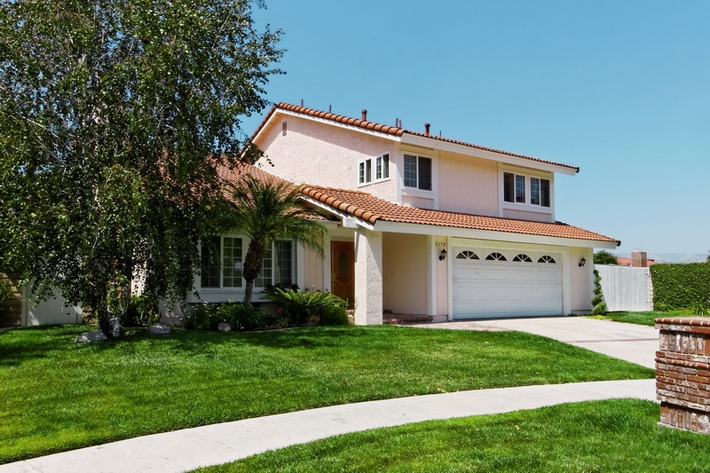 Simi valley two story pool home for sale for Two story houses for sale