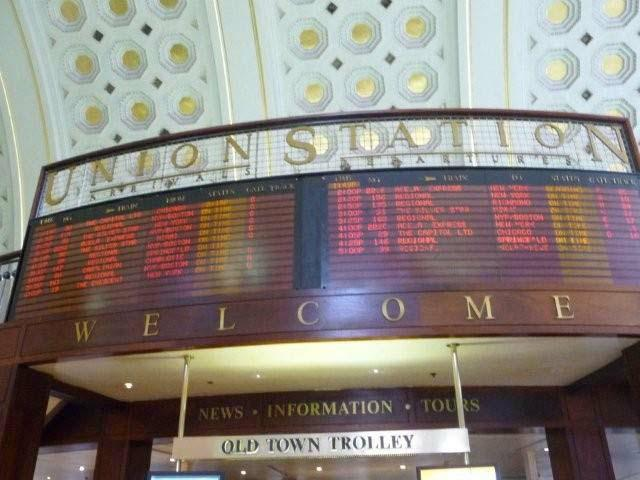 Union Station Marquee