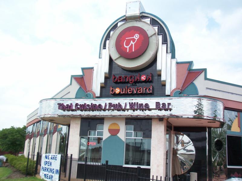 Fredericksburg Virginia Restaurants Bangkok Boulevard