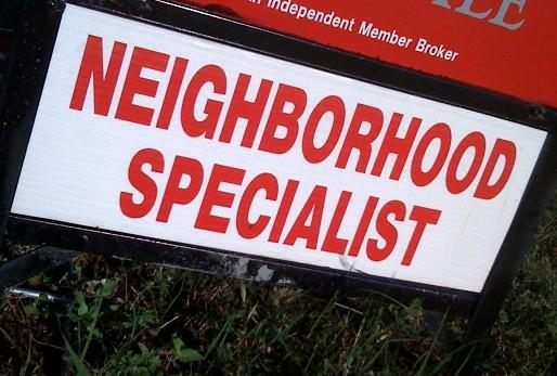 Neighborhood Specialist?