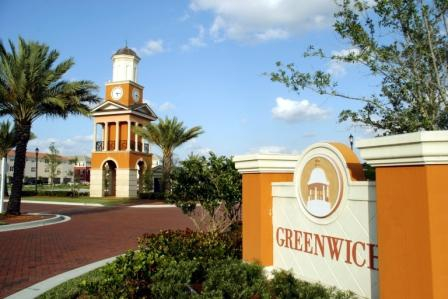 Greenwich at Abacoa in Jupiter Florida