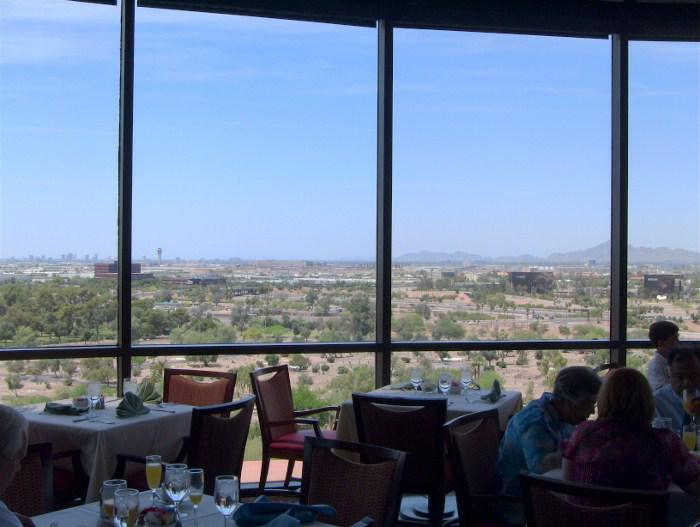 Top Of The Rock Restaurant In Tempe Near Gilbert Az