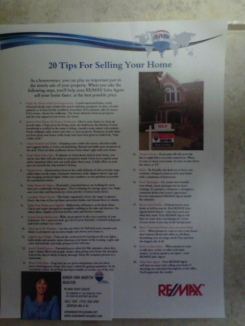 selling your home in Fall River ma
