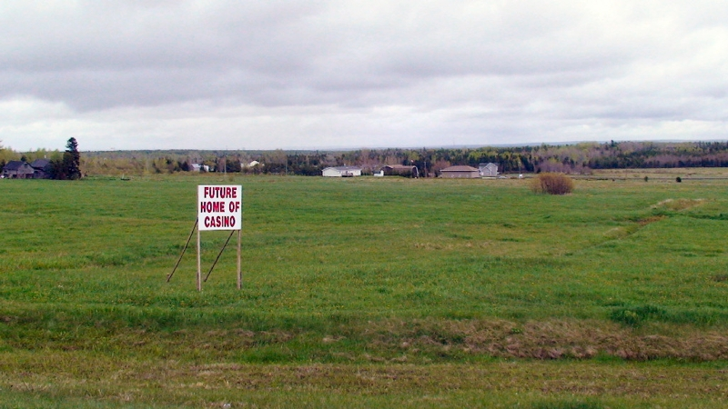 Casino property values
