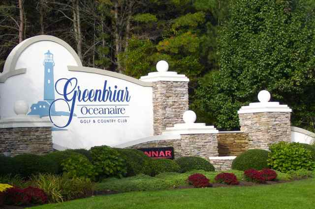 Greenbriar Oceanaire New Jersey New Jersey active adults enjoy refined ...
