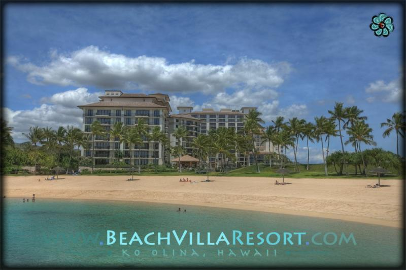 Beachfront Resort Oahu Hawaii