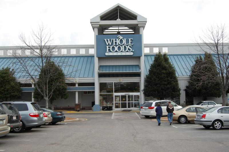 Whole Foods Raleigh relocating information