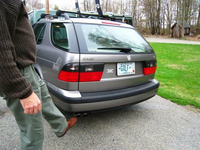 Saab 9 5 Wagon. I have a 2001 Saab 9-5 Wagon