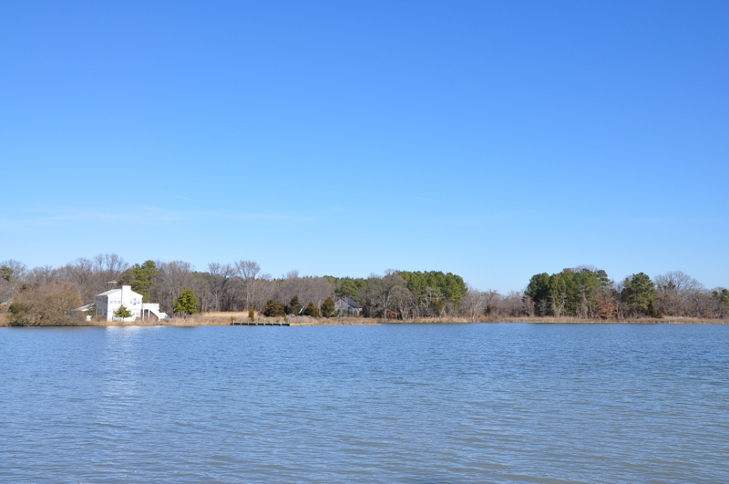 Chesapeake Bay Waterfront Land For Sale