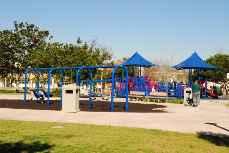Pollywog Park in Manhattan Beach