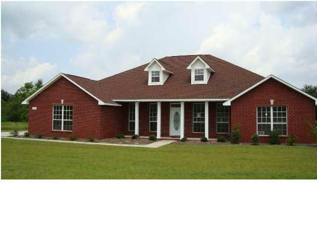 2909 wallace lake rd pace florida new construction forsale for Wallace custom homes