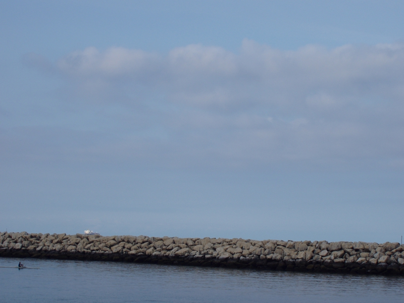 Marina Del Rey Main Channel