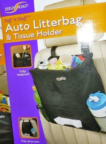 auto litterbag HomeRome.com