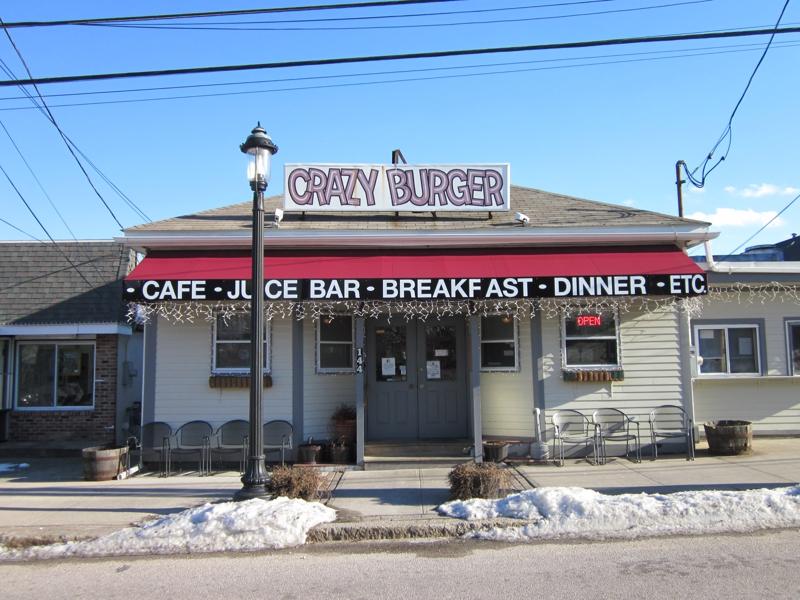 Crazy Burger Cafe & Juice Bar