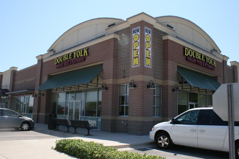 Exterior Double Yolk